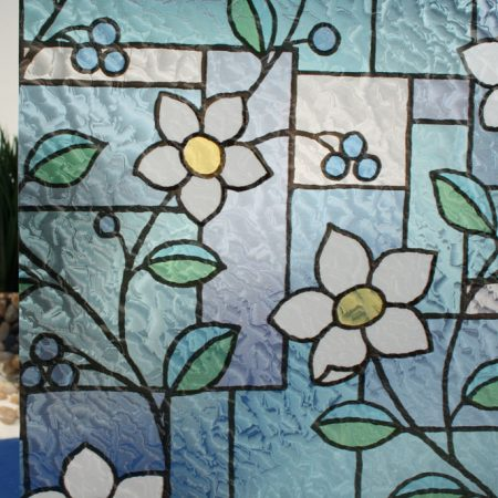 Stained Glass Flowers R087031