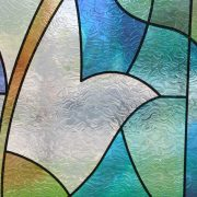 Dove Stained Glass detail