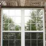 One Way Mirror Film with Nighttime Vision 15%