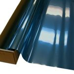 Blue Ice Reflective Colored Film