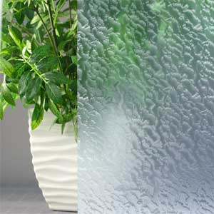 Decorative Adhesive Backed Window Film