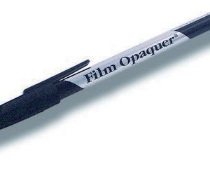 Film Opaquer Black Out Pen (Thin)