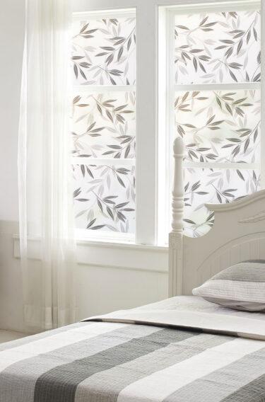 Privacy Leaves II Decorative Window Film