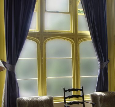 Frosted Crystal Decorative Window Film