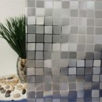 Cut Glass Mosaic R087129