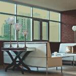 Fog Colored Window Film SG8170
