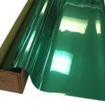 Green Ice Colored Window Film SG6480R