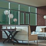 Military Green Colored Window Film SG6440
