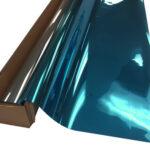 Ocean Blue Reflective Colored Window Film SG5640R