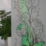 PV09021 Green Butterfly 3ft