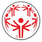 Circle Logo Static Cling