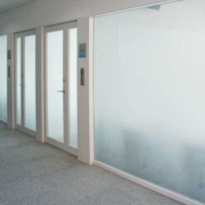 Frosted Glass & Glass Frosting Decorative Window Film