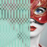 .75″ Diamond Tudor Style on Sandblast<i>(24 Color Options Available)</i>
