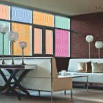 3″ Diamond Tudor Style on Sandblast<i>(24 Color Options Available)</i>