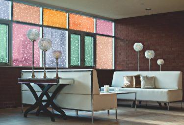 Cut Glass Pebbles Colors